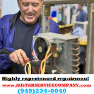 Same day emergency heat pump repair service available in Orange County