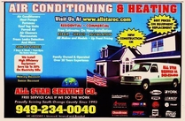 estimate for new air conditioner in oc